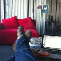 Photo taken at @jjbert satellite office by Joe B. on 3/8/2011