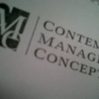 Photo taken at Contemporary Management Concepts by Melanie on 3/10/2011