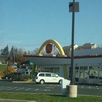 Photo taken at McDonald's by Lucas M. on 11/12/2011