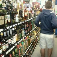 Photo taken at Oceanway Liquors by Ryan W. on 11/23/2011