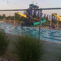 Photo taken at Valley Center Swimming Pool by Jane S. on 6/26/2012