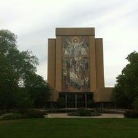 Photo taken at University of Notre Dame by Andy B. on 6/13/2012