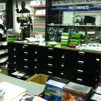 Photo taken at GameStop by Jen H. on 11/9/2011