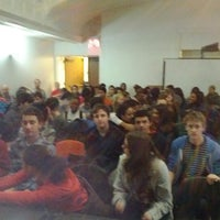 Photo taken at Elisabeth Irwin HS by Fred W. on 1/24/2012
