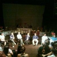 Photo taken at Teatro Vila Velha by Ana Lucia L. on 2/1/2012