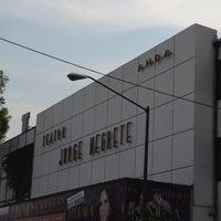 Foto tomada en Teatro Jorge Negrete por Humberto N. el 4/29/2012