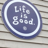 Photo taken at Life Is Good by Jill on 7/21/2012