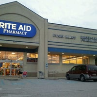 Photo taken at Rite Aid by Courtne R. on 10/11/2011