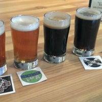 Photo taken at GoodLife Brewing by Tim C. on 12/27/2011