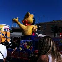 Photo taken at Piazza Garibaldi by Miria C. on 5/11/2012