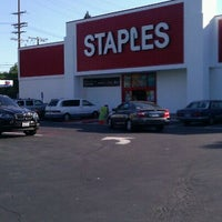 Photo taken at Staples by Michelle S. on 8/28/2011