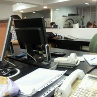 Photo taken at Ciudad de La Paz Office Center by Alcides Gabriel S. on 5/21/2012