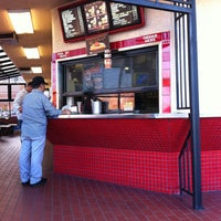 Photo taken at Original Tommy's Hamburgers by Justin V. on 5/14/2011