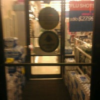 Photo taken at Rite Aid by Gwendolyn C. on 12/11/2011