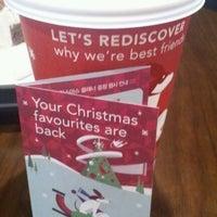 Photo taken at Starbucks by Brian K. on 11/2/2011