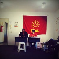 Photo taken at Sede do PSOL Curitiba by Peterson P. on 9/3/2011