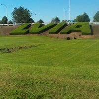 Photo taken at Lehigh Valley International Airport (ABE) by Matt T. on 9/10/2012