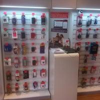 Photo taken at Vodafone Ληξουρίου by Spiros M. on 6/20/2012