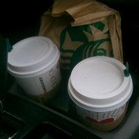 Photo taken at Starbucks by Vanessa C. on 2/7/2012