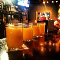 Photo taken at Bar One: a craft beer bar by Gonzo on 8/11/2012