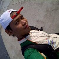 Photo taken at Bakso Laboga by Ali A. on 11/2/2011