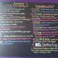 Photo taken at The Burger Guys by Jibril A. on 9/16/2011