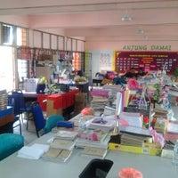 Photo taken at Bilik Guru,SK Batu Sembilan Cheras by Sadiah H. on 9/10/2012