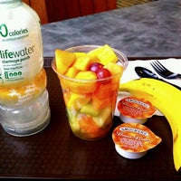 Photo taken at Stamford Hospital Cafeteria by Allan M. on 3/24/2012