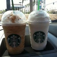 Photo taken at Starbucks by Sarah M. on 5/8/2011