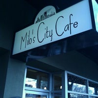 Photo taken at Milo's City Cafe by Corrigan G. on 2/20/2011