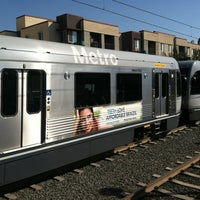 Photo taken at Metro Gold Line - Lincoln Heights/Cypress Park Station by Erik S. on 5/31/2012