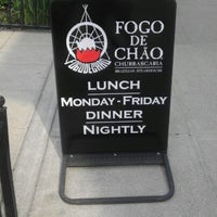 Photo taken at Fogo de Chao by Valentin S. on 8/8/2012