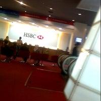 Photo taken at Menara HSBC by Rahim B. on 2/14/2012