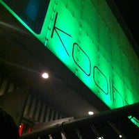 Photo taken at Kool Haus by Matt G. on 9/11/2012