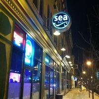 Photo taken at Seabar by Bill F. on 2/13/2011