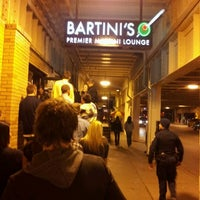 Photo taken at Bartini by Mark A. on 11/6/2011