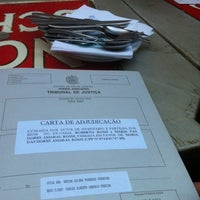 Photo taken at Bar dos Advogados by Cristiano T. on 8/2/2012