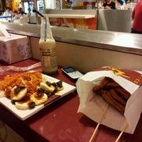 Photo taken at Shihlin Taiwan Street Snacks by Sherlyn Loh G. on 11/26/2011