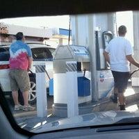 Photo taken at Chevron by Sam H. on 10/9/2011