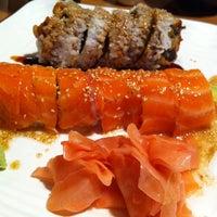 Photo taken at Gin Sushi by Katy on 1/8/2011