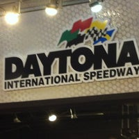 Photo taken at Daytona International Speedway by Kelsey J. on 6/11/2012