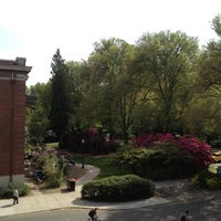 Photo taken at Bexell Hall (OSU) by Scott G. on 5/16/2012