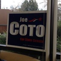 Photo taken at Joe Coto For State Senate Office by Omar T. on 3/24/2012