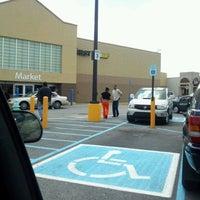 Photo taken at Walmart Supercenter by J G. on 6/3/2012