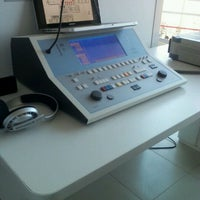 Photo taken at Laboratorio de Audio by Paulina A. on 5/29/2012