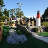 Photo taken at Cape Escape Adventure Golf by @24K on 6/9/2012