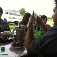 Photo taken at Paseo Blue Corner by Jackie on 7/19/2012