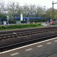 Photo taken at Station Oss by Arie W. on 5/5/2012