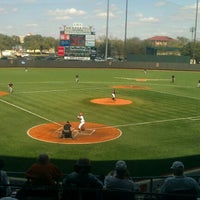 Photo taken at Disch-Falk Field by Perry L. on 10/22/2011