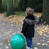 Photo taken at Park Oosterhout by Silvia V. on 11/9/2011